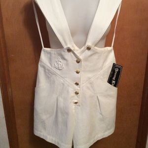 Sailor Styled Romper